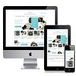 Low cost responsive web design and hosting